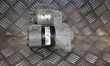 Démarreur VALEO RENAULT Clio II 1.2 essence - Réf : 8200369521