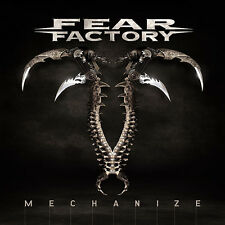 FEAR FACTORY - MECHANIZE - CD NEW SEALED 2010 JEWELCASE
