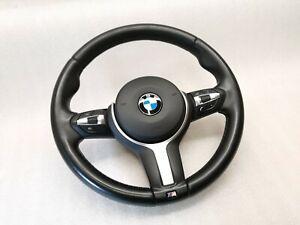 BMW F07 F10 F11 LCI M Sport M5 M Paket Sportlenkrad Lederlenkrad Lenkrad mit SRS