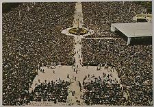 Schöne alte Ansichtskarte AK - Fatima Solemn Mass Missa Solene