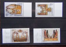 Luxembourg 2007 Pipe Organs set MNH