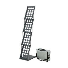 Folding Leaflet Display Stand 4 x A4 | Bargain at under £65 with FREE Carry Bag