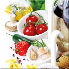 Artissimo Glasbild 50x50cm Bild Aus Glas Wandbild Küche Küchenbild Italien  Pasta