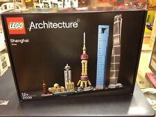 SHANGHAI, CHINA ARCHITECTURE LEGO 21039