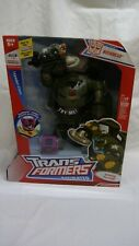 TRANSFORMERS ANIMATED LEADER AUTOBOT BULKHEAD NEW SEALED!