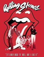 The Rolling Stones- Graffiti Lips Maxi-Poster NEU & OFFICIAL!