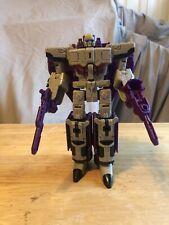 Astrotrain Darkmoon 100% Complete Voyager Titans Return Transformers