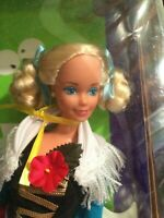 Barbie Dolls of the World Collection Europe Germany German Mattel 1994 New