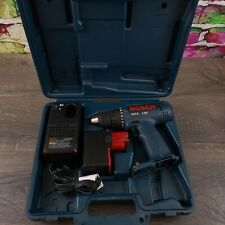 Bosch 3315 Used 12V Cordless Drill Kit Set with Charger, Battery and Case