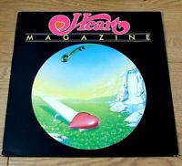 Heart Magazine 1978 Album LP Record Vinyl Original Pressing