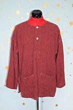 60s vintage welsh merlin tiefi wool  long sleeved top folk
