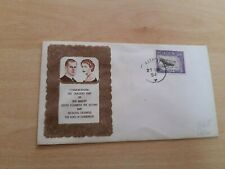 1954 ADEN ROYAL VISIT   FIRST DAY COVER