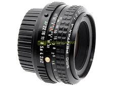 Pentax A 50mm. f2 SMC. Compatibile con reflex digitali. Garanzia 12 mesi. 50 mm