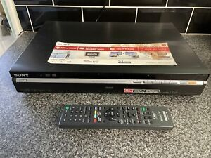 Sony RDR-HXD870 DVD Recorder/RW Freeview+ HDD 160GB with Remote