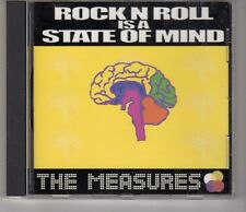 (HI896) The Measures, Rock N Roll Is A State Of Mind - 2003 CD