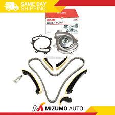 Timing Chain Kit Water Pump 8 Groove Fit 07-12 Mercedes-Benz Turbo Diesel 3.0L