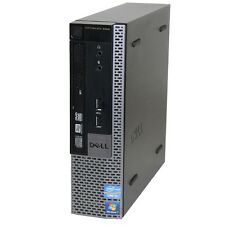DELL Optiplex - 990, Core i7-2600S, 2.80GHz, 8 GB di RAM, unità disco rigido da 500 GB, Win7 PRO