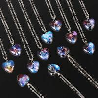 Leo Libra Scorpio Sagittarius Halskette der Constellation Zodiac Anhänger