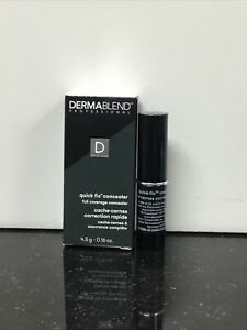 Dermablend Quick Fix Concealer HONEY 45W 0.16oz/4.5g NEW IN BOX
