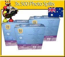 Photo Splits Double Sided 3x 500