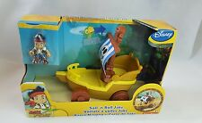 Jake & The Never Land Pirates - Sail N Roll Jake Boat - Fisher-Price