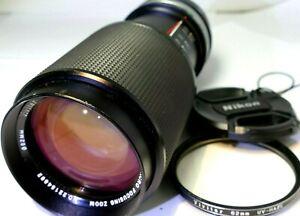 Vivitar 75-205mm f3.8 Manual Lens adapted to Sony E mount cameras α6000 α6100 α7