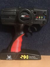 New Bright RC 909.6 MHz Pistol Remote - FCC ID#G6DTH1 - Used