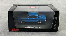 """1:43 - SCHUCO--03443...Opel Manta A """"Turbo""""...OVP    / 4 Y 337"""