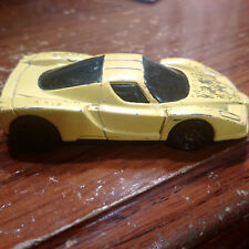 Hot Wheels Enzo Ferrari 2002 Yellow(Loose)