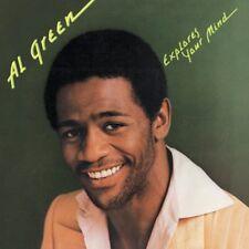 AL GREEN - EXPLORES YOUR MIND  CD NEW!