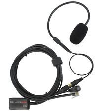 6-core Finger PTT MIC Hand-free Microphone for Car Radio Yaesu FT1807/1907/8800R