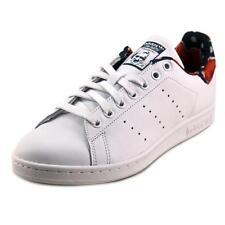 Zapatillas deportivas de mujer adidas color principal blanco de piel