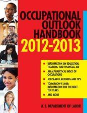 Occupational Outlook Handbook 2013-2014 (Occupational Outlook Handbook (Paper-Sk