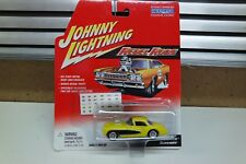 2002 JOHNNY LIGHTING REBEL RODS 1957 CHEVROLET CORVETTE GASSER (T1)