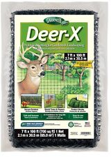 Garden Fence Landscape Deer Fencing Protective Netting 7x100' Animals Net Border