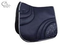 HKM Sparkle Saddlecloth/Saddlepad with Binding Pony/Full Dressage/GP FREE P&P