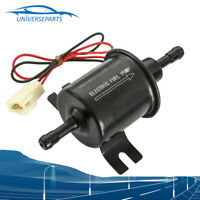 Universal  Electric Fuel Pump FP-02 For Motorcycle Low Pressure 12V 3-6PSI 1.0A