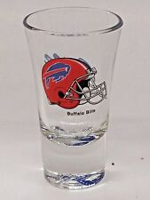 NFL Buffalo Bills Shot Glass, NEW (Flared)