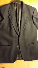 giacca classica sartoriale OAKS FERRE' uomo, blu, 52, 100% lana