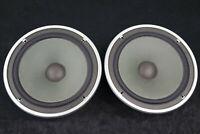 """Vintage Sony SS-U580 Woofer 10"""" Speakers Set Of 2 Pair 1-503-594-12 Japan"""