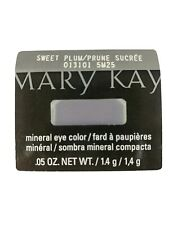 Mary Kay Sweet Plum Mineral Eye Shadow Single Retired