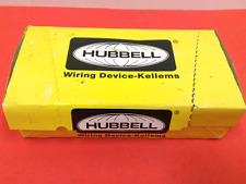 Hubbell - Catalog #CR201 - Duplex Receptacle - Qty (10) - NEW