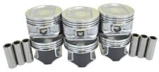 "Jeep 4.0L/242 Sealed Power Pistons+Cast Rings Kit 1996-06 +.030"" + Clevite brgs"