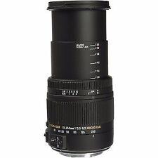 Zoom Auto Focus SLR Telephoto Camera Lenses