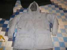 The North Face McMurdo Winter Parka Goose Down Jacket Coat Warm XS BlueGray READ