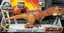 Mattel Jurassic World 2 Fallen Kingdom THRASH N THROW TYRANNOSAURUS REX IN STOCK