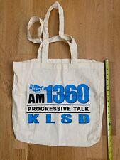 Air America Progressive Radio Tote Bag