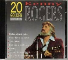 Kenny Rogers 20 golden greats [CD]