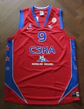 canotta basket NBA SISKAUSKAS CSKA MOSCOW jersey trikot camiseta FIBA basketball