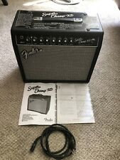 Fender Super Champ XD Tube Combo Guitar Amp 1+10 Excellent Condition